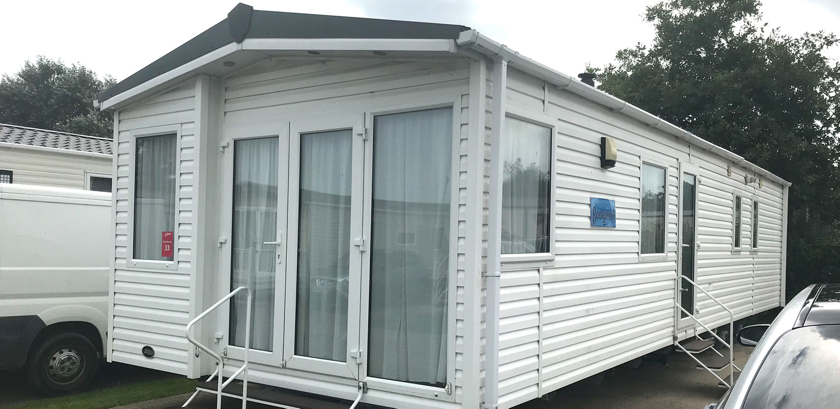 We buy and sell caravans, please get in touch to see what we can offer you